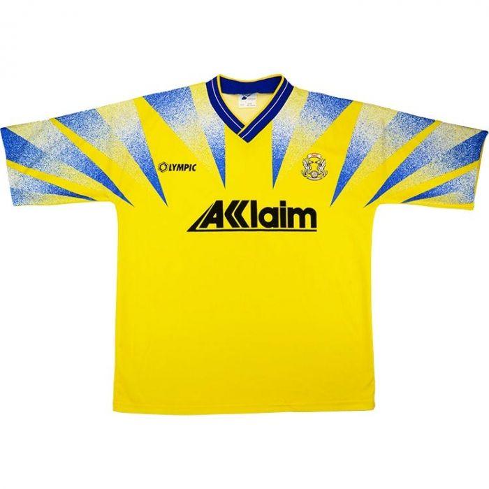 1996-97 Leyton Orient Away Shirt (Excellent) XL