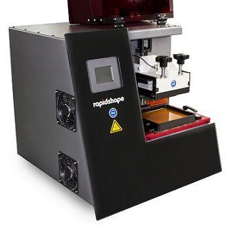 Rapidshape S60 #3Dprinter for jewelry