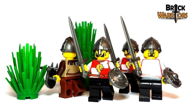 new custom lego sword - arming sword #lego #Minifigure #BrickWarriors #sword #weapons #helmets #newrelease