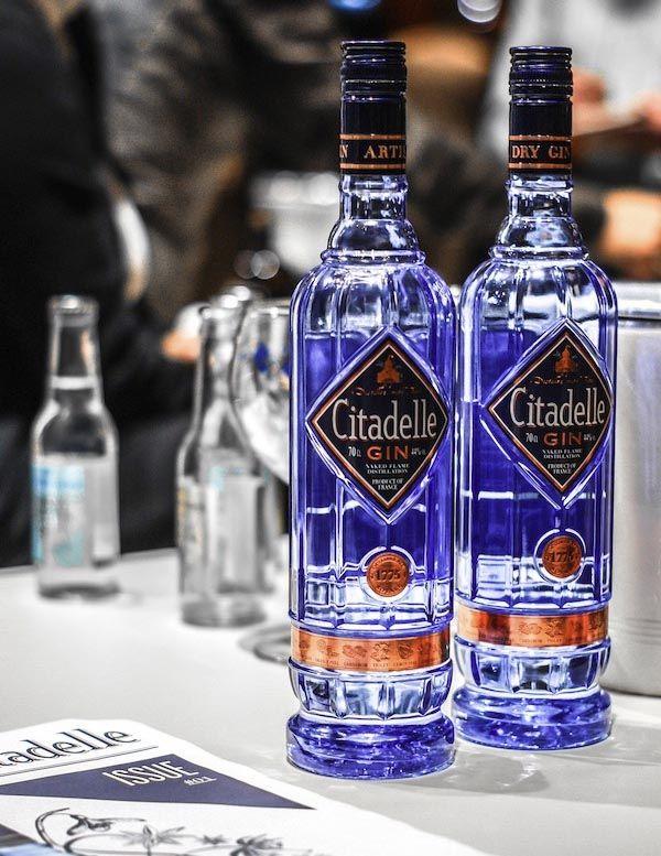 Citadelle Gin & Citadelle Réserve   Citadelle Gin