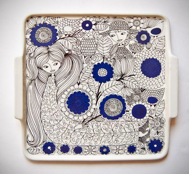 Retro Pottery Net: Esteri Tomula - Pastoraali