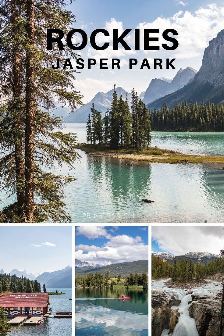 Jasper Nationalpark 12 Tipps Die Du Nicht Verpassen Darfst Kanada Reisen Kanada Urlaub Kanada Rundreise