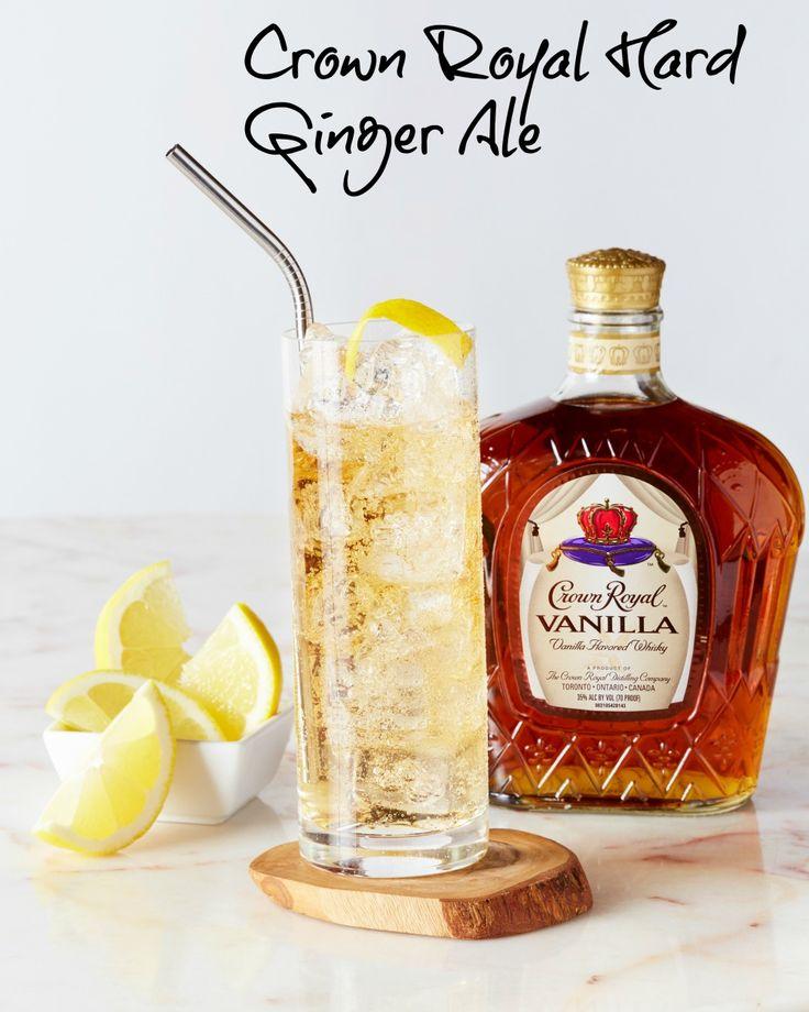 Crown Royal Vanilla Cocktail Recipes                                                                                                                                                                                 More