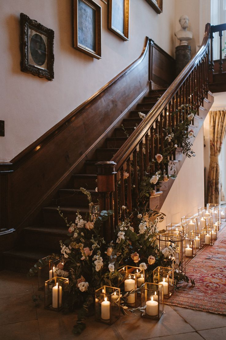 wedding staircase decorations best 25 wedding staircase ideas on wedding 1163