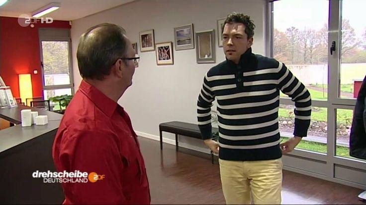 ZDF Drehscheibe Deutschland 28.11.13 PORTALEUM