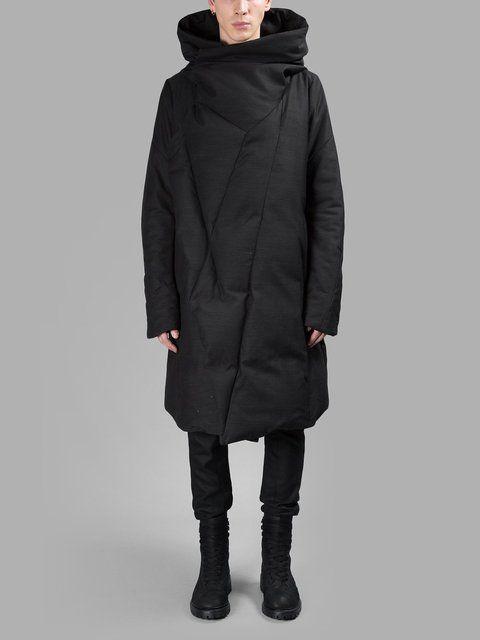 Fancy - Black Down Coat $780