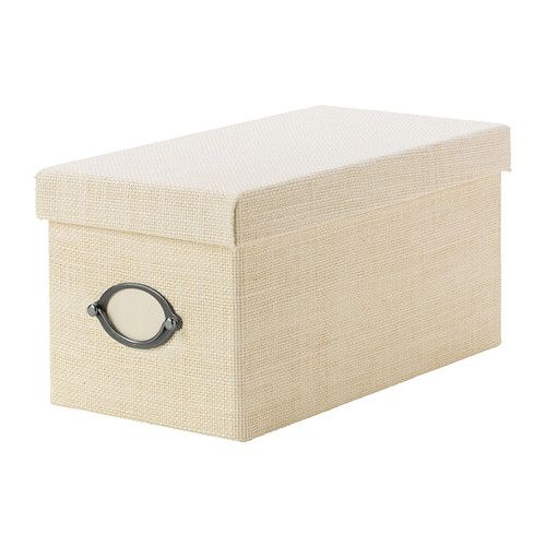KVARNVIK Boîte avec couvercle IKEA