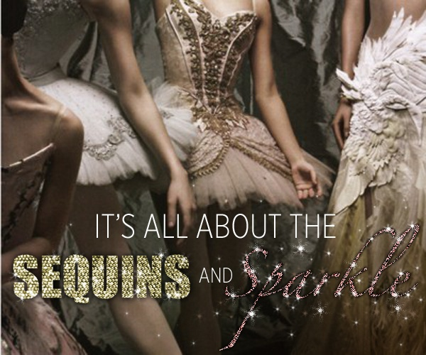 """""""It's all about the Sequins and Sparkle"""""""