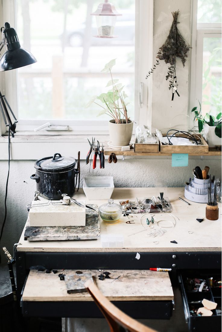 my scandinavian home: Beautiful photography inspiration From Lean Timms (such a lovely creative workspace).