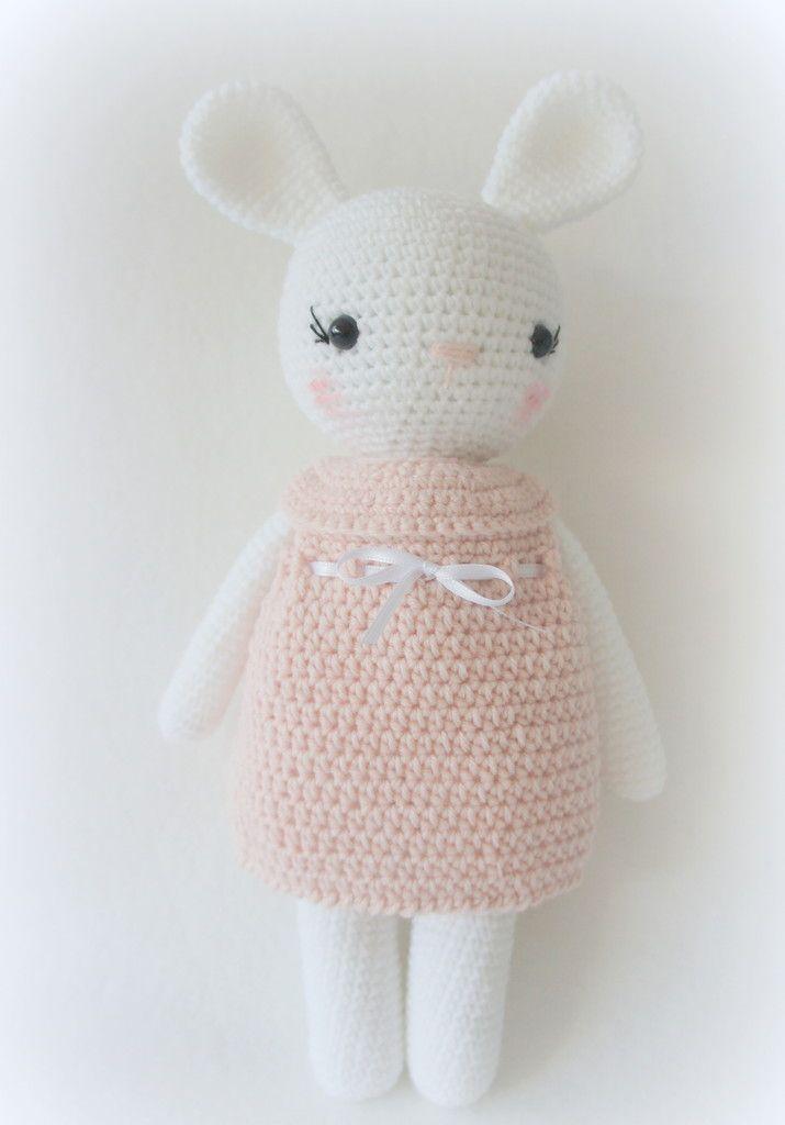 ✣ Anleitung Bunny Girl PDF-Datei ✣