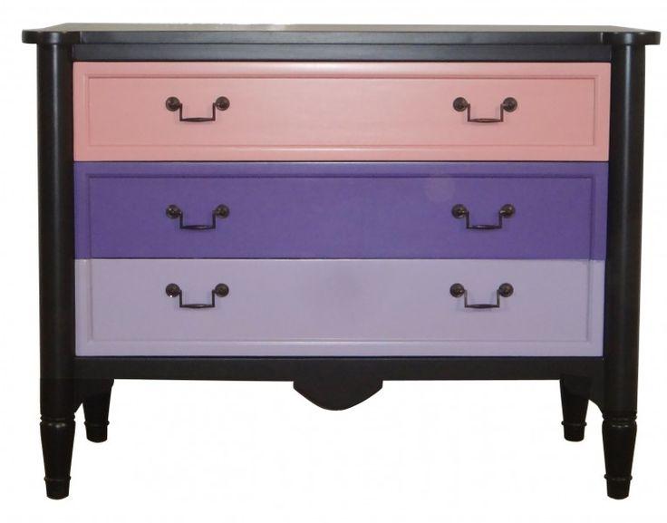 die besten 25 lila kommode ideen auf pinterest lila. Black Bedroom Furniture Sets. Home Design Ideas