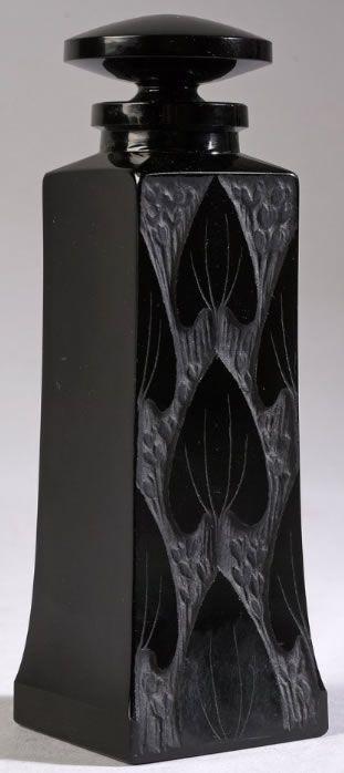 Lalique Perfume Bottle Nenuphar-2