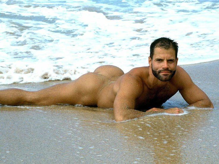 Hot Naked Men On The Beach
