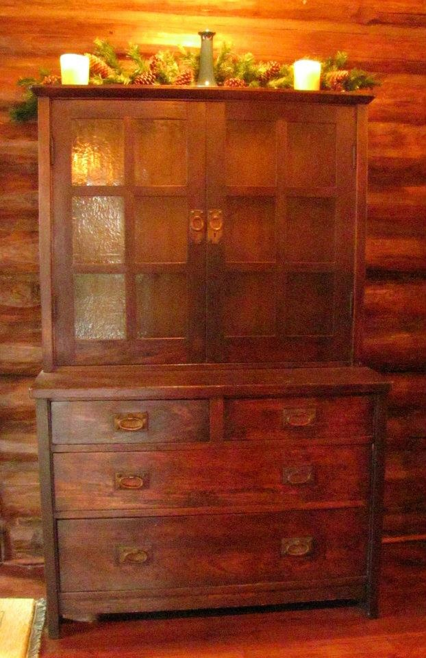 The Stickley Museum At Craftsman Farms Dining Room Hutch