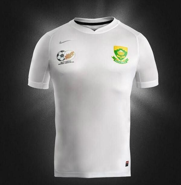 South Africa 2014 Limited Edtion Nike Away Kit · National Football ...