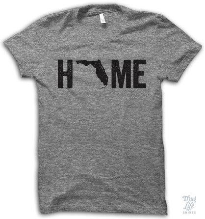 Florida Home Shirt