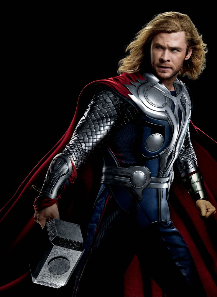 The Avengers Movie. Thor