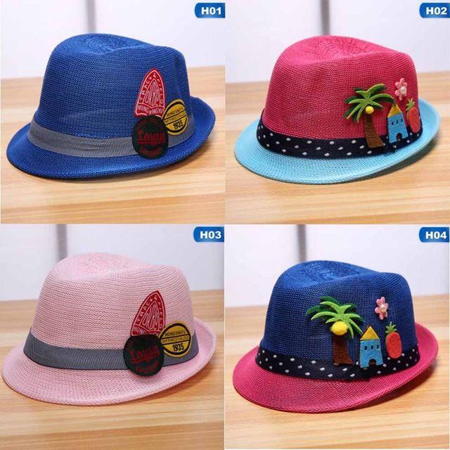 Toddlers Baby Hat Cap Children Breathable SunHat Show Kids Hat Boy Girls Caps US