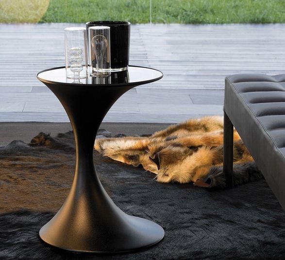 Die besten 25+ Beistelltische rund glas Ideen auf Pinterest - design couchtische moderne wohnzimmer