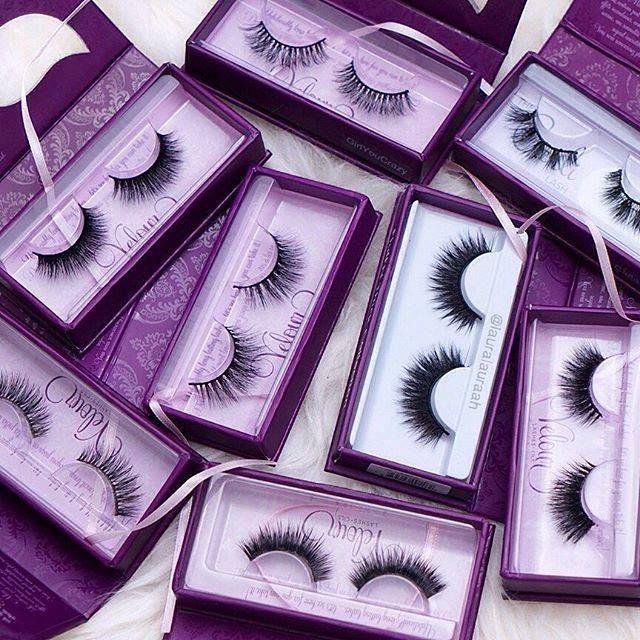 Exkluzívne umelé mihalnice od elegantnej značky Valour Lashes zvýraznia Vaše oči a zanechajú im jedinečný prirodzený vzhľad.