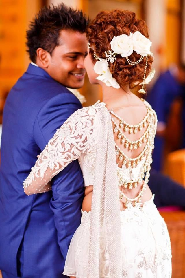 Sri Lankan Wedding Jewelry by - Elly Creations
