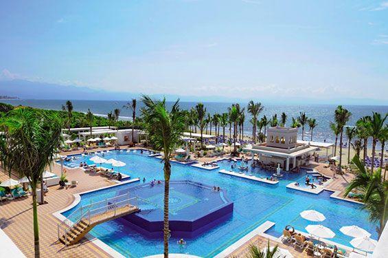 Hotel Riu Palace Pacifico – Hotel in Vallarta – Hotel in Mexico - RIU Hotels & Resorts