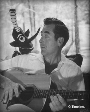 """The Unforgettable Shen Wooley: Sheb Wooley is best known for his huge novelty hit """"Purple People Eater,"""" which sold over three million copies in the late 1950's and early 60s. However, among fans of country and western music, Sheb is considered the real article: a genuine cowboy singer."""