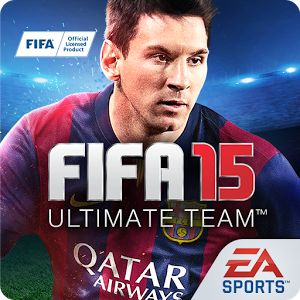 FIFA 15 Ultimate Team by EA SPORTS features over 10,000 players from over 500 licensed teams. Plus, over 30 real leagues and stadiums! Build a dream squad of footballers and put them to the test. From the English Premier League, La Liga, and MLS, to the German Bundesliga and beyond. Take the thrills with you wherever you are with the most authentic soccer game on Google Play. Download: http://appvn.com/android/details?id=com.ea.game.fifa15_row