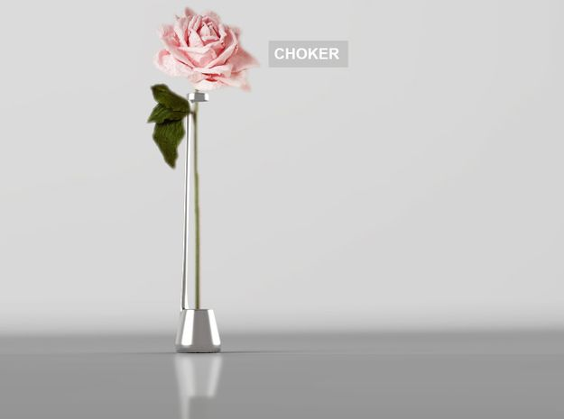 Choker Vase by WuFanArchitect