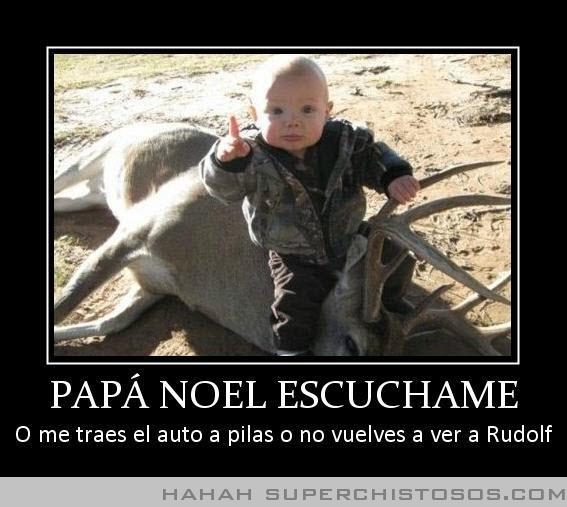 Papa Noel Escuchame
