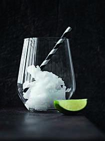 Gin- og Tonicsorbet - isopskrifter.
