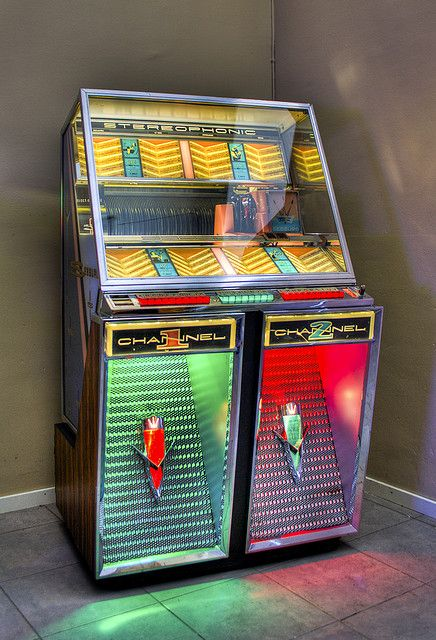 - 1959 Seeburg Model 222 Jukebox - #music #jukebox #records #vinyl #audio #Seeburg #vintage http://www.pinterest.com/TheHitman14/the-jukebox/