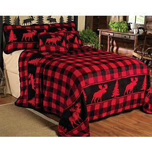 Moose Creek Bed Set - King gotta have this!!