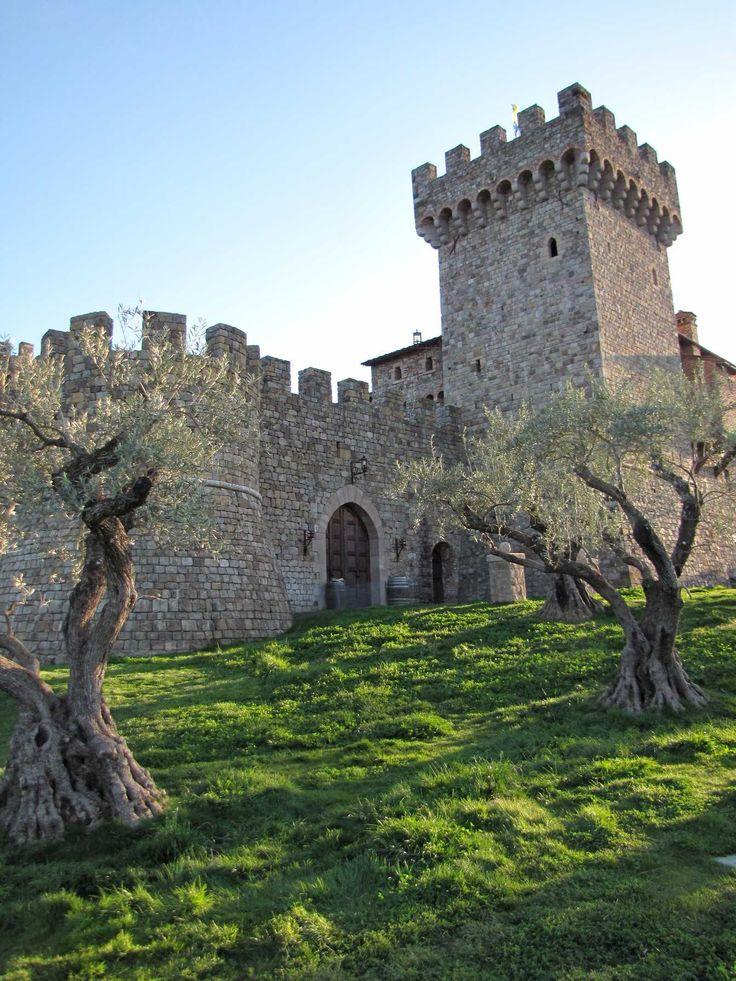 Castello di Amorosa - Napa Valley