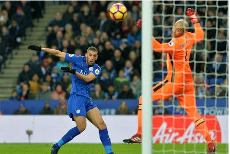 Leicester City 1-0 West Ham VERDICT: Slimani goal brings much-needed win
