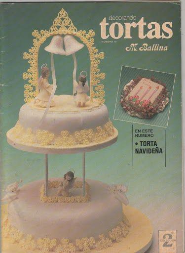 Marta Ballina - Internacional - Decorando Tortas N10 Col2 - esther Cita - Álbumes web de Picasa