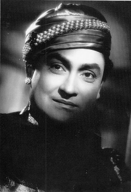 ℛ.Ashok Kumar (Bengali: অশোক কুমার গাঙ্গুলী) (13 October 1911–10 December 2001), also fondly called Dadamoni (Bengali: দাদামণি) in Bengali, was an Indian film actor. Born Kumudlal Ganguly (Bengali: কুমুদলাল গাঙ্গুলী) in Bhagalpur, Bengal Presidency, he attained iconic status in Indian cinema. The Government of India honoured him with the Dadasaheb Phalke Award in 1988 and the Padma Bhushan in 1998 for his contributions to Indian cinema.