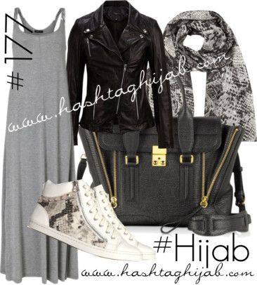 Hashtag Hijab Outfit #177