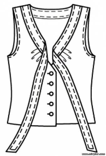 free pattern, pattern sewing, выкройки скачать, блузка, топ, скачать,