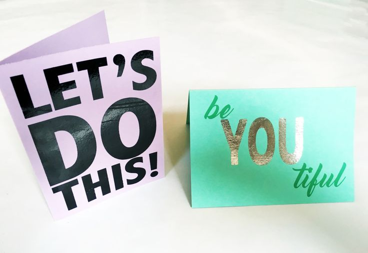 Custom Foil Greeting Cards, Motivational Greeting Cards, Direct Sales Greeting Cards, Younique Inspired Greeting Cards, Foil Transfer Cards by DesignShopAS on Etsy https://www.etsy.com/listing/289575203/custom-foil-greeting-cards-motivational