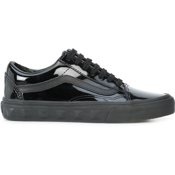 vans patent leather