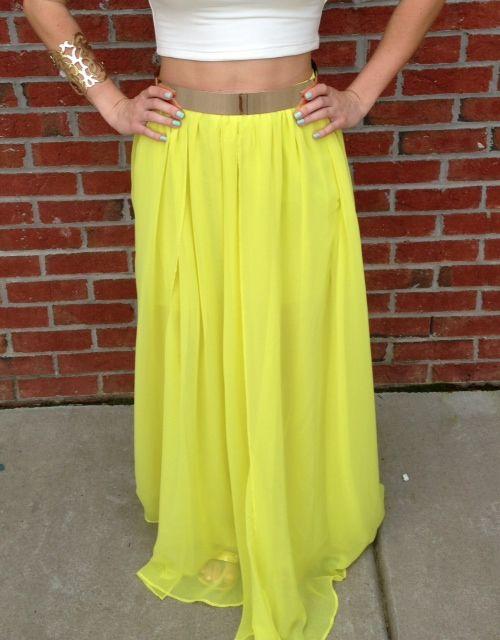 best 25 yellow maxi skirts ideas on pinterest maxi