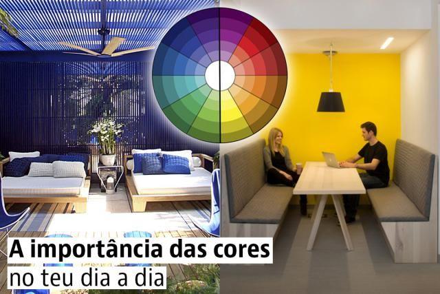 O poder das cores: o feng shui ajuda-te a criar o espaço ideal para viver ou trabalhar