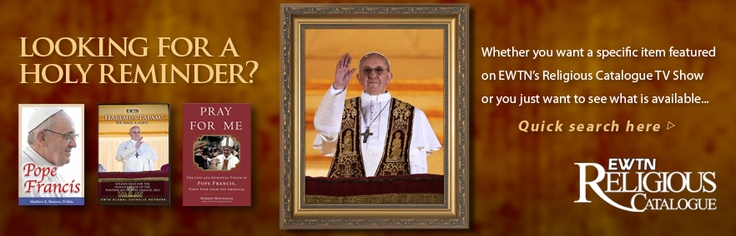 EWTN Religious Catalogue On-Air Featured Items