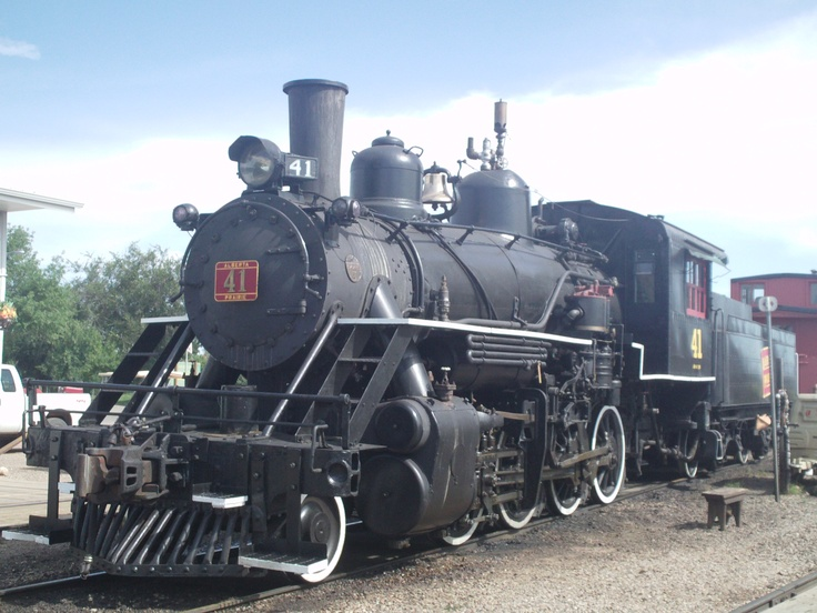 Stettler Alberta Prairie Steam Tours. Take a trip into the past, on a locomotive trip down to Big Valley