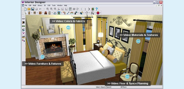 Interior design software interior designing pinterest Free home interior design software