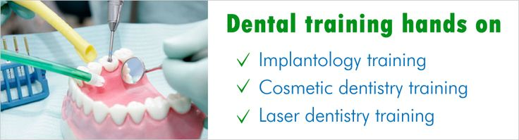 We have best dental training program for you. You can join our dental training courses in Jaipur. You can feel free to call us @ +91-141-2357723 http://www.marudhardentalclinic.com/dental_training.html