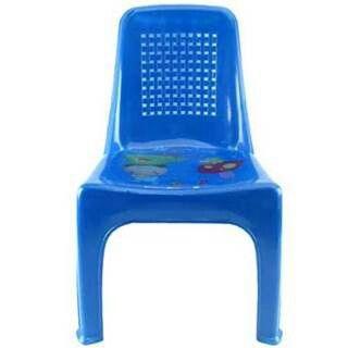 Childhood plastic chair