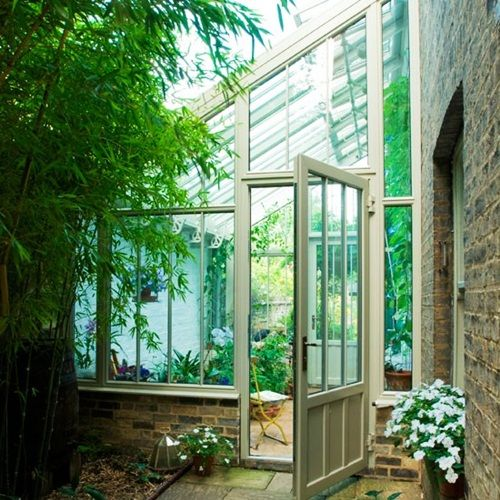 Find House: Conservatory On A Modern House - Google Search