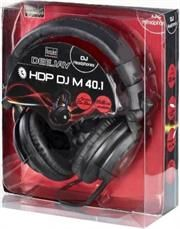Hercules HDP DJ M 40.1-Versatile DJ headphones for DJing and leisure use, Retail Box, 1 year Limit warranty | #electronics #technology #tech #electronic #device #gadget #gadgets #instatech #instagood #geek #techie #nerd #techy #photooftheday #computers #laptops #hack #screen #rosstech #dj #speakers #audio